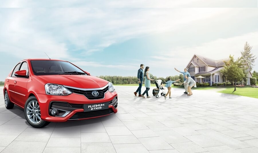 2016 Toyota Platinum Etios facelift
