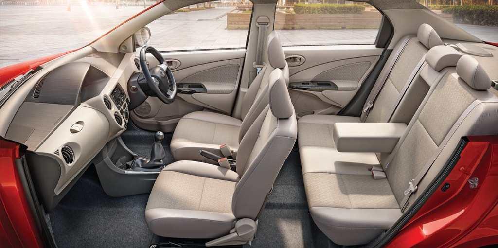 Toyota Etios Platinum 5