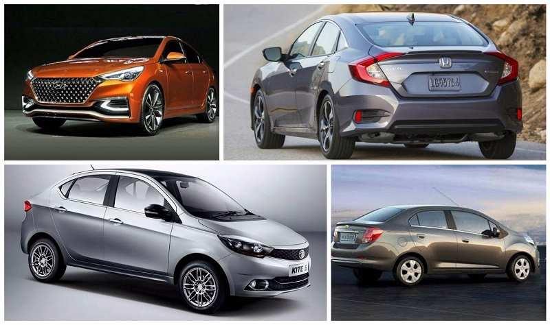 Upcoming Sedan Cars