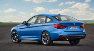 2016 BMW 3 Series GT India