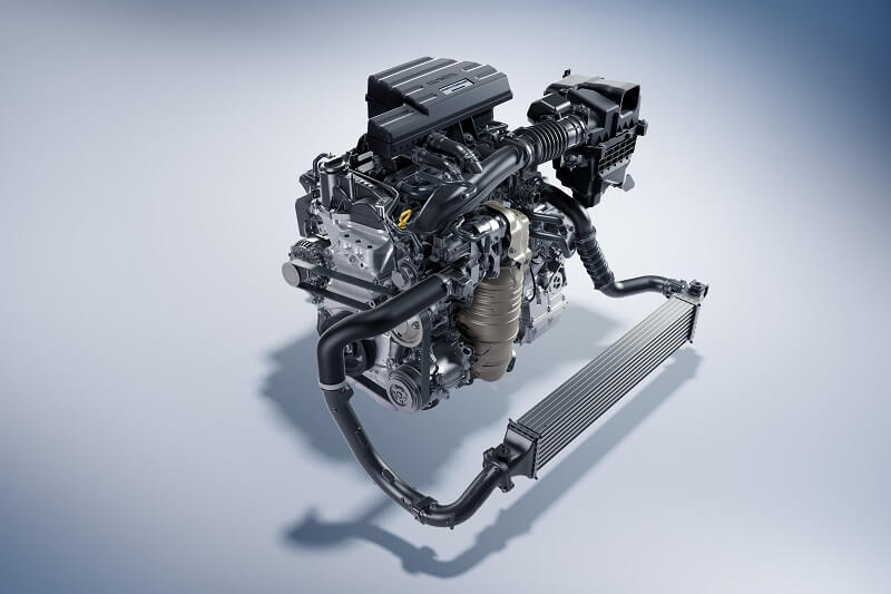 2017 Honda CRV Engine