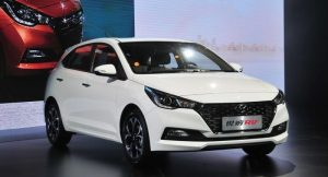 New Hyundai Verna hatchback