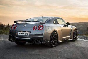 2017 Nissan GTR price in India