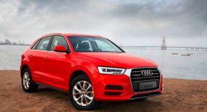 Audi Q3 Dynamic Edition price