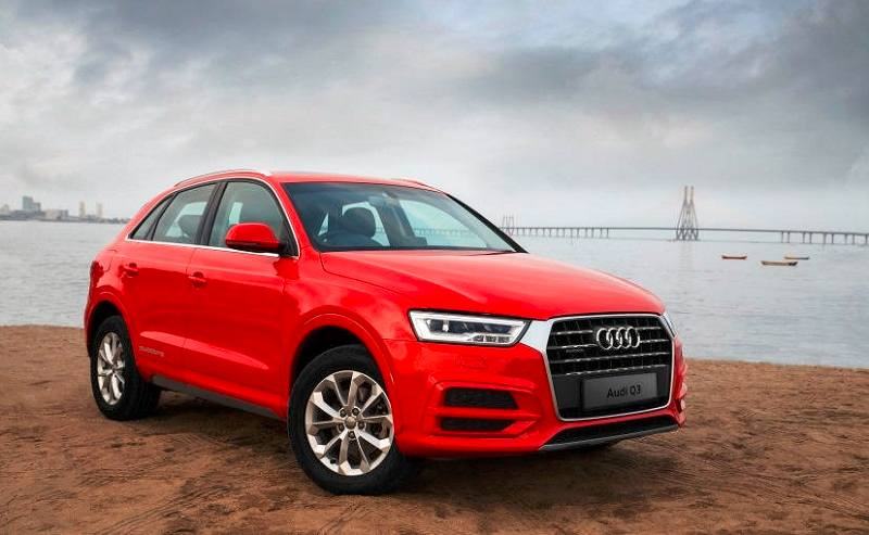 Audi Q3 Dynamic Edition price