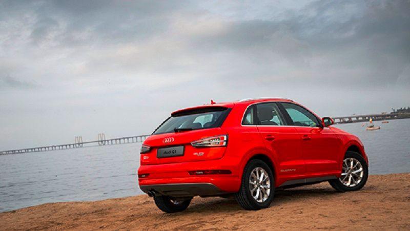 Audi Q3 Dynamic Edition specs