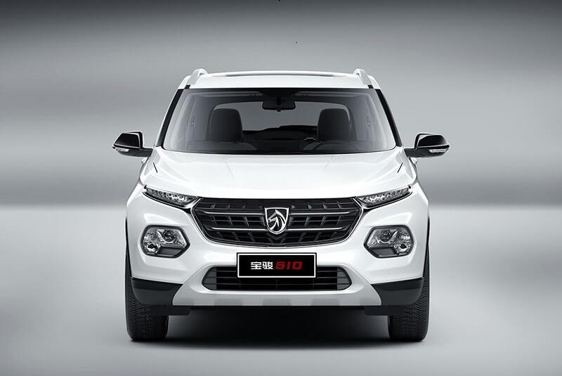 GM Baojun 510 Front