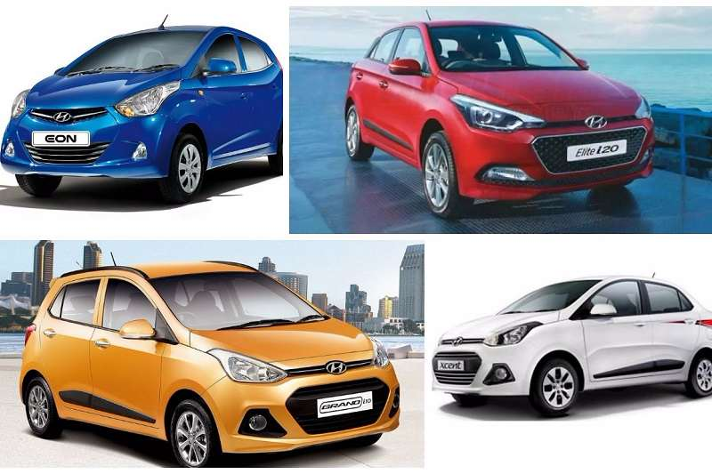Discounts on Hyundai Cars