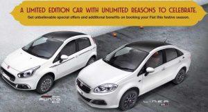 Fiat Punto Karbon & Fiat Linea Royale Editions