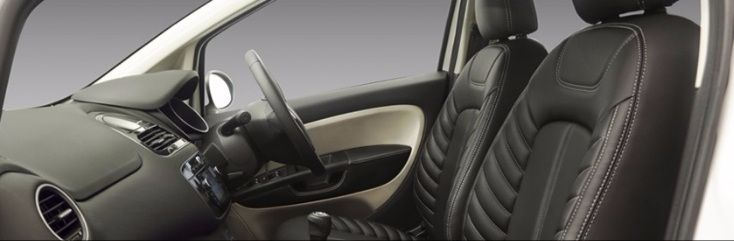 Fiat Punto Karbon interior