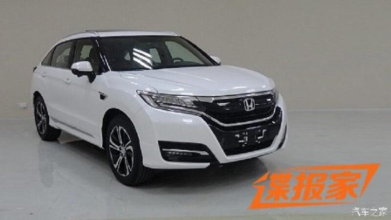 Honda URV Crossover