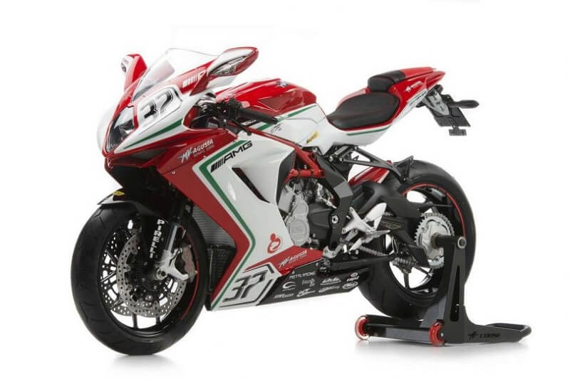 MV Agusta F3 800 RC price in India