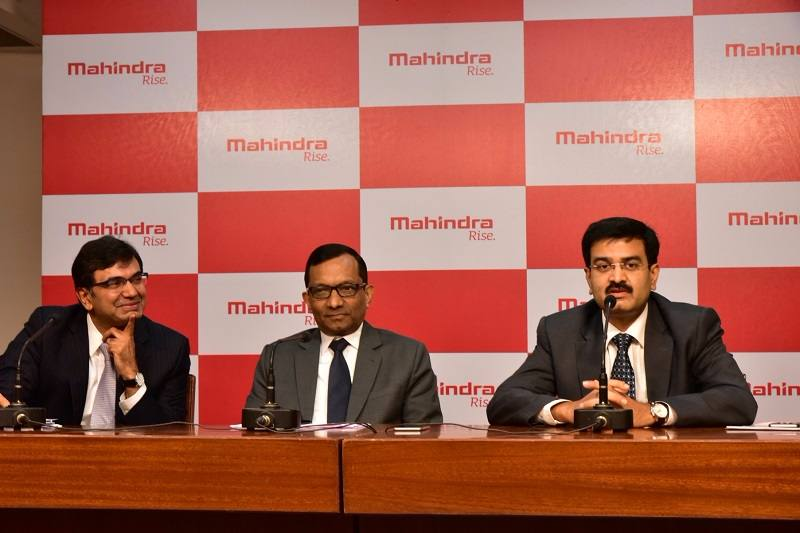 Mahindra announces future plans
