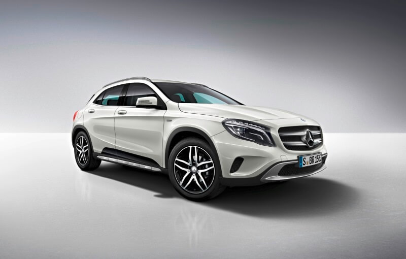 Mercedes GLA 4Matic Activity Edition India