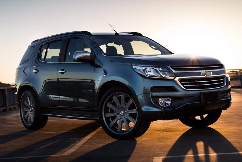 New Chevrolet Trailblazer 2017 Price, Launch, Specifications