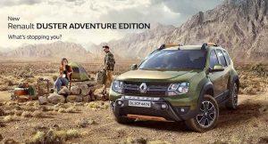 2016 Renault Duster Adventure Edition