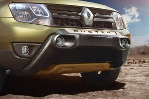 Renault Duster Adventure Edition Front Grille