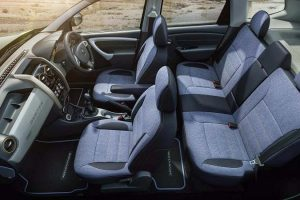 Renault Duster Adventure Edition Interiors