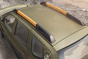 Renault Duster Adventure Edition Roof Rails