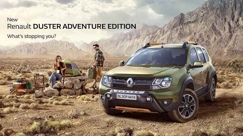 2016 Renault Duster Adventure Edition