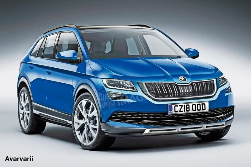 Skoda Fabia Suv In The Works Launching In 2018
