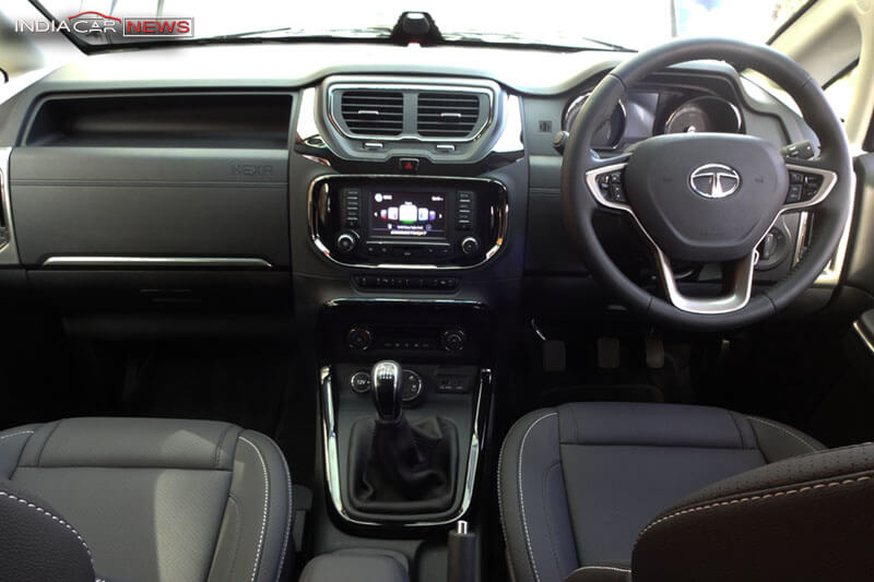 Tata Hexa Review 10