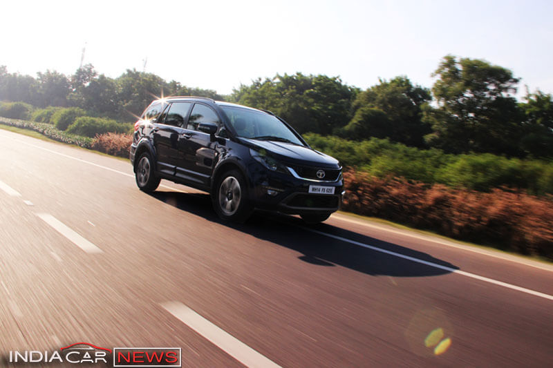 Tata Hexa Review 7