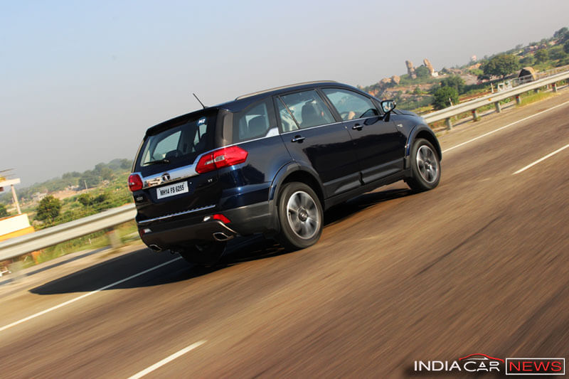 Tata Hexa Review 8