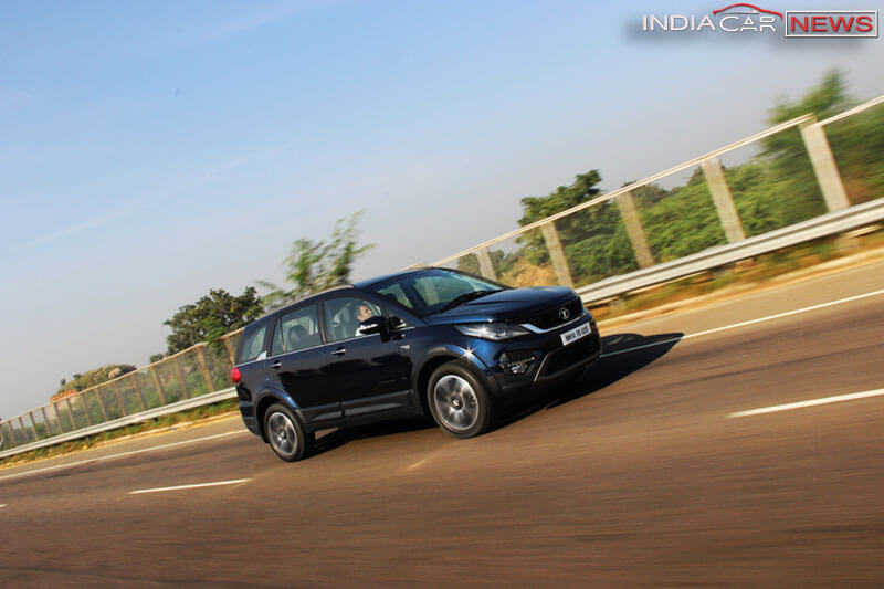Tata Hexa Review 9