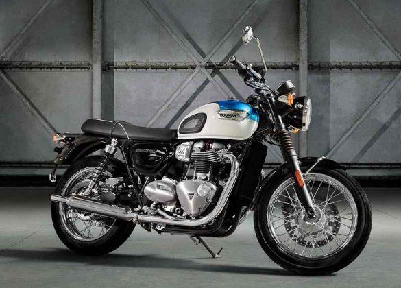 Triumph Bonneville T100 price in India