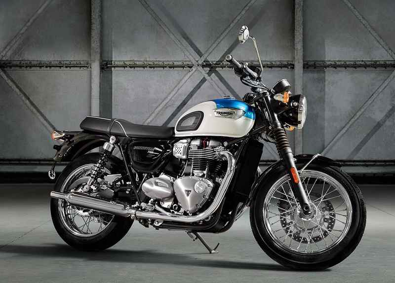 Triumph Bonneville T100 price in India