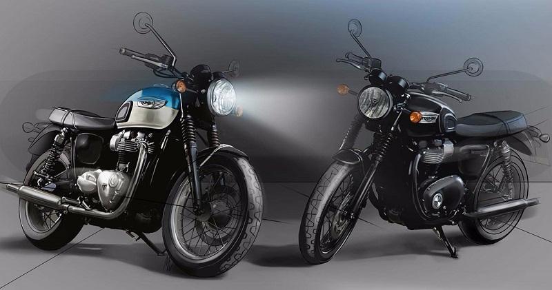 Triumph Bonneville T100 India