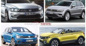Upcoming New Volkswagen Cars