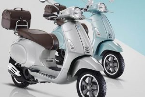 Vespa 70th Anniversary Editions