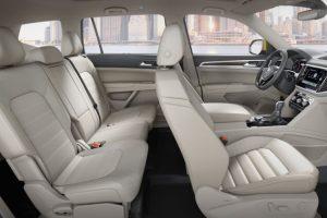 Volkswagen Atlas 7 Seater SUV Seats