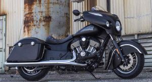 2016 Indian Chieftain Dark Horse India