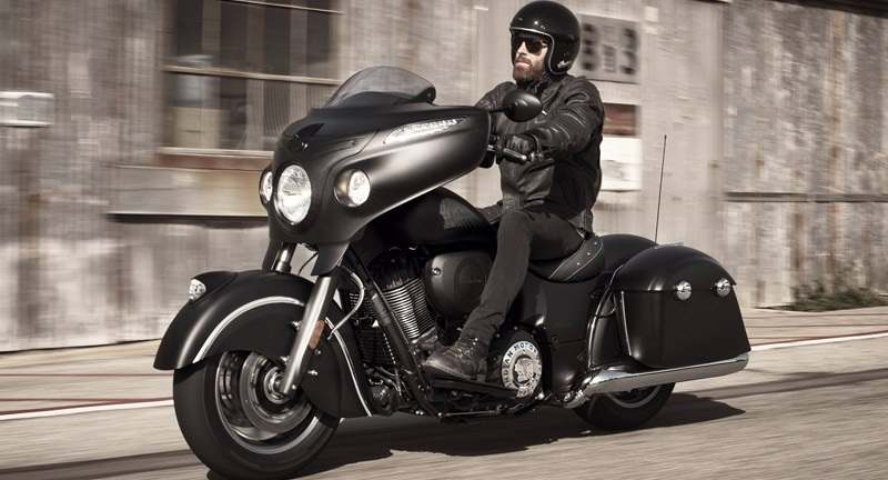 2016 Indian Chieftain Dark Horse India specs