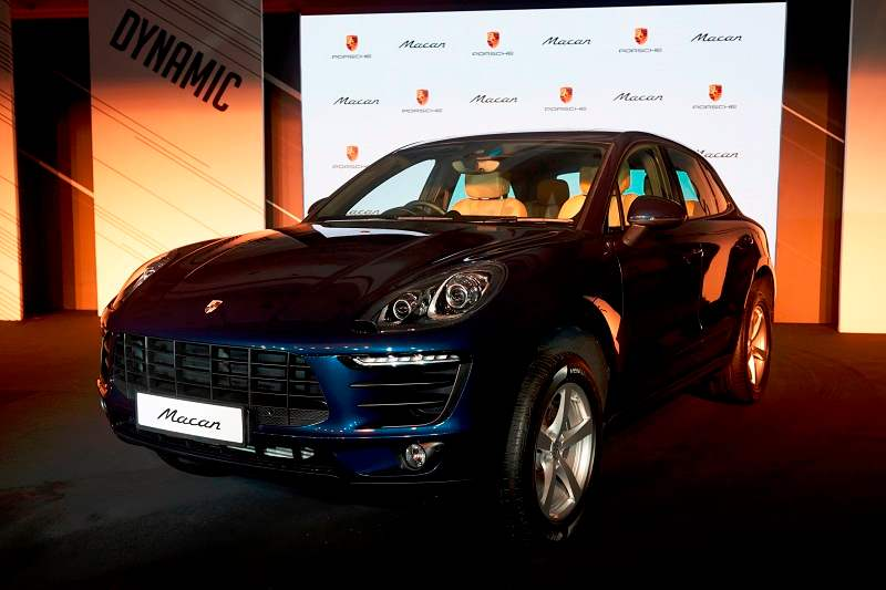 Porsche Macan R4 price in India
