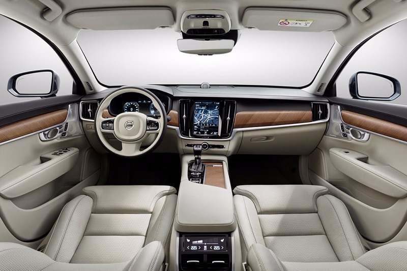 2016 Volvo S90 India Interior