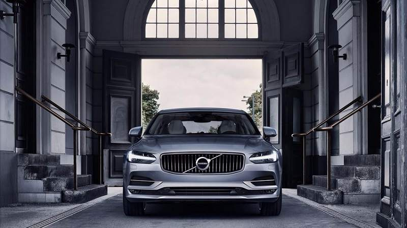 2016 Volvo S90 India Price Specifications Features
