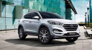 Hyundai Tucson 4X4 (AWD) India