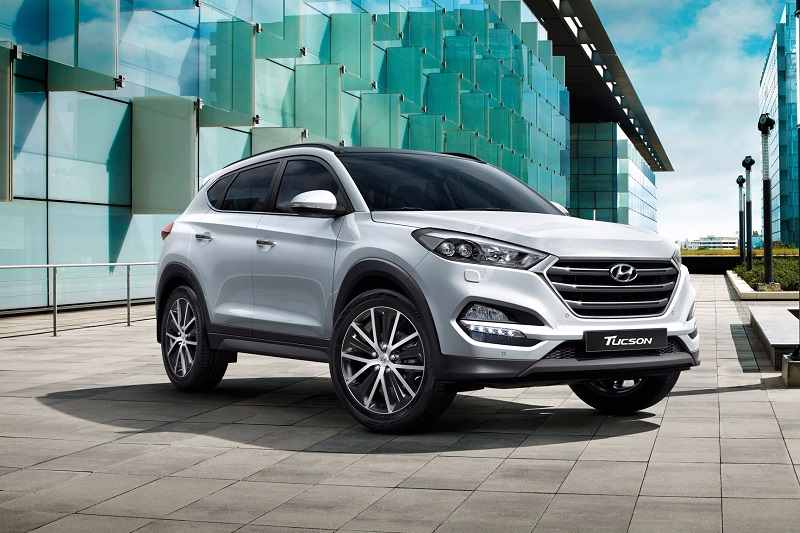 Hyundai Tucson 4X4 (AWD) India