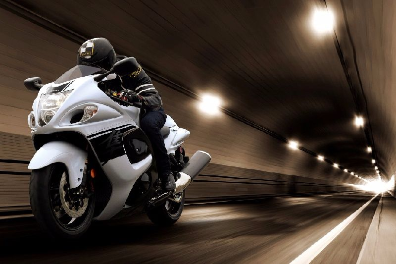 2017 Suzuki Hayabusa for India