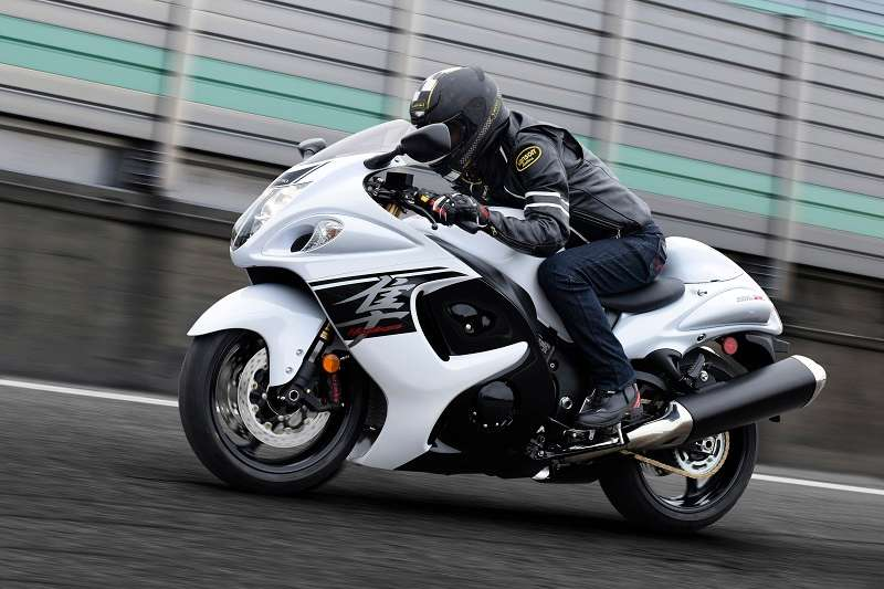 New 2017 Suzuki Hayabusa India model