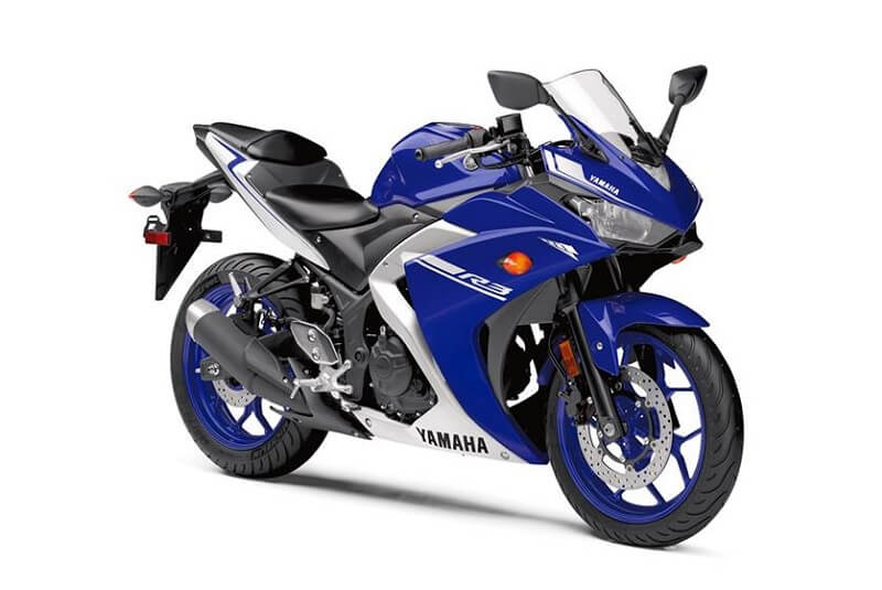 New Yamaha R3 - Bikes at Auto Expo 2018