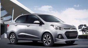 New Hyundai Xcent 2017 India