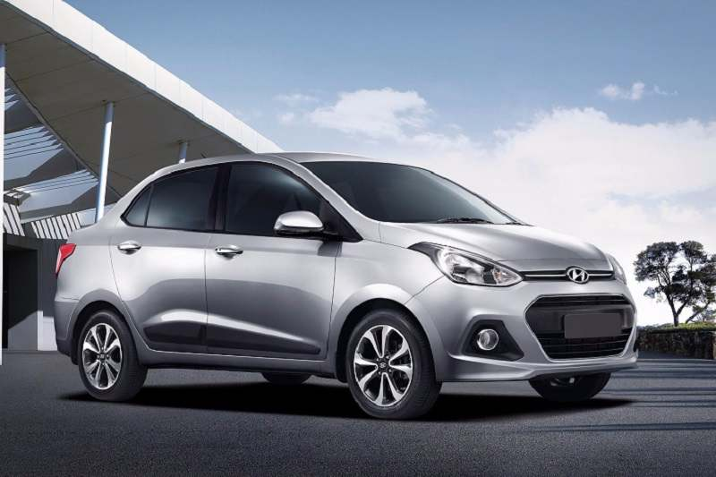 New Hyundai Xcent 2017 India
