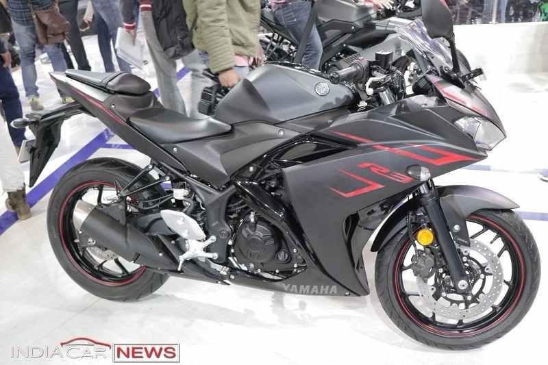 2018 Yamaha R3 Details