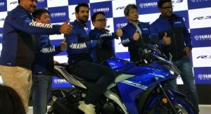 2018 Yamaha R3 Price in India