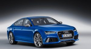 Audi RS7 Performance India